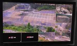 南川区金佛山水库安全生产监控系统